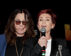 Sharon (r.) und Ozzy Osbourne