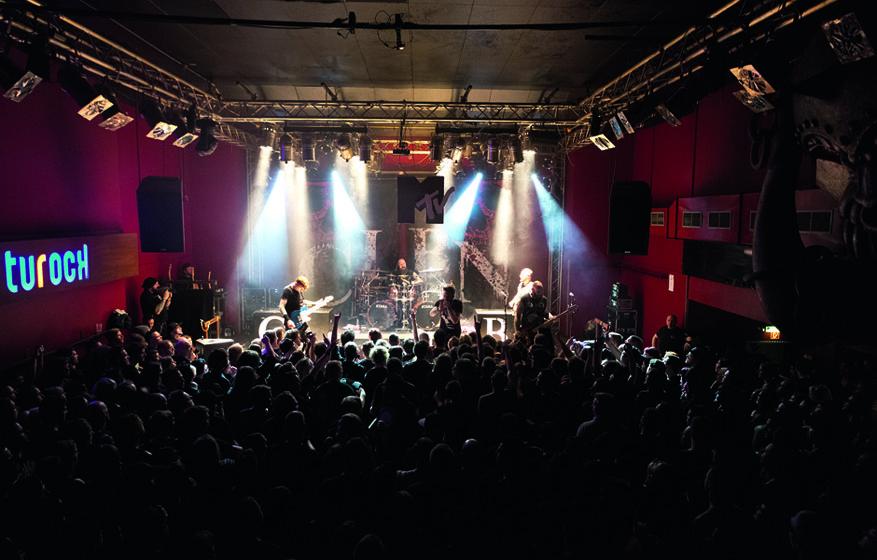 Caliban CD Release Show 26.03.2016MTV Headbangers BallEssen - Turock, Germany