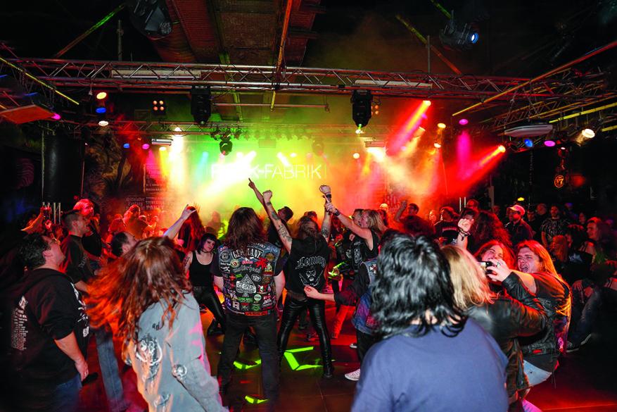 Existenz der Rockfabrik Ludwigsburg ernsthaft bedroht