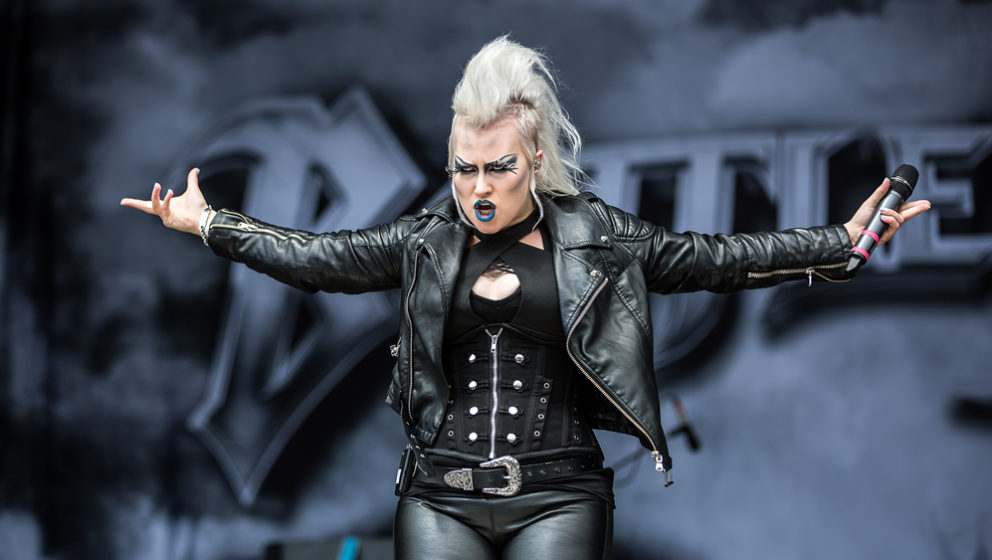 Battle Beast @ Bang Your Head 2016