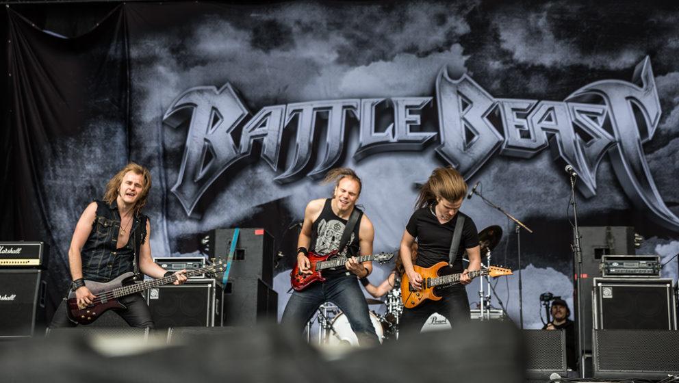 Battle Beast @ Bang Your Head 2016