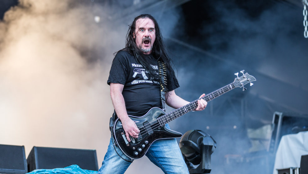 Carcass @ Bang Your Head 2016
