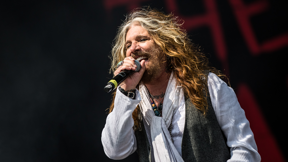 The Dead Daisies @ Bang Your Head 2016