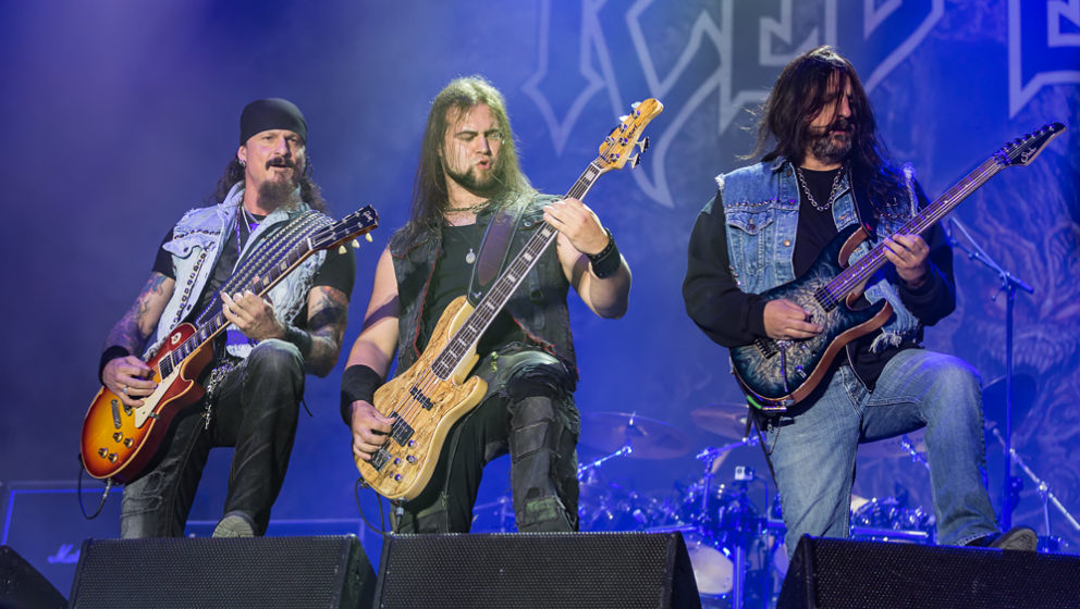 Iced Earth @ Bang Your Head 2016