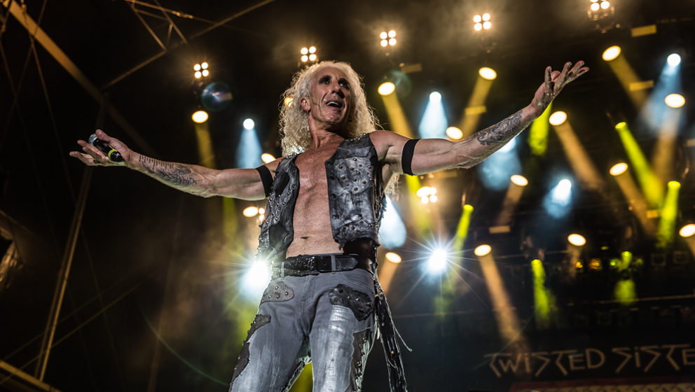 Twisted Sister @ Bang Your Head 2016