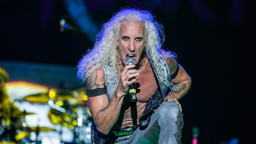 Dee Snider von Twisted Sister @ Bang Your Head 2016