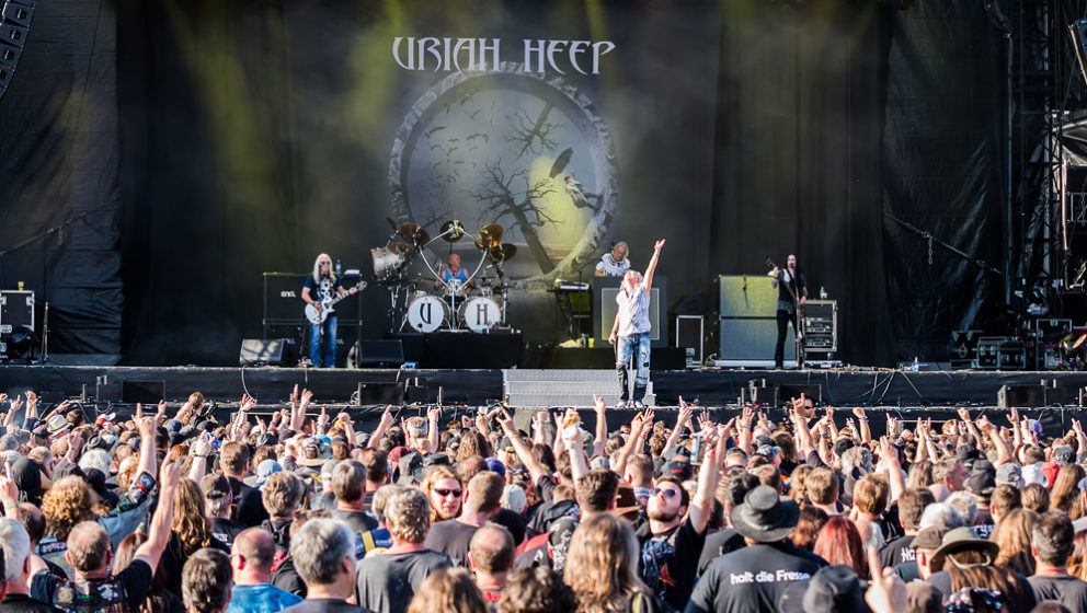 Uriah Heep @ Bang Your Head 2016