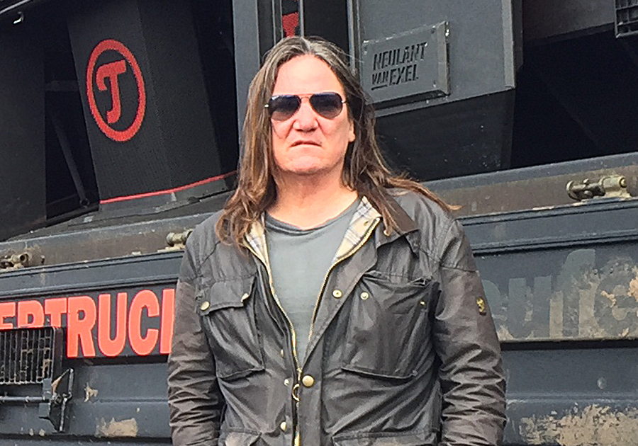 Wacken-Veranstalter und -Mitbegründer Thomas Jensen