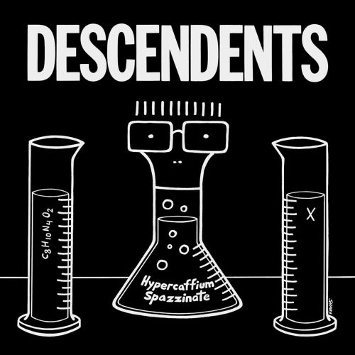 Descendents HYPERCAFFIUM SPAZZINATE