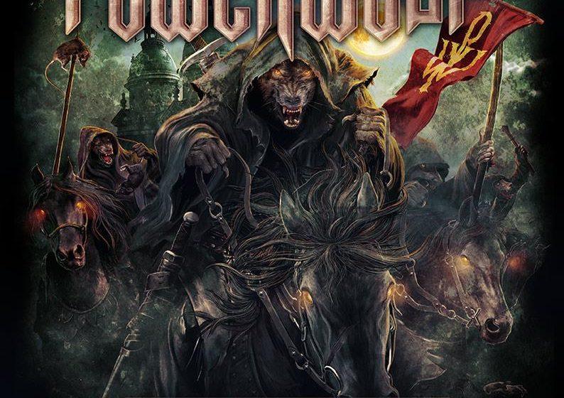 Powerwolf THE METAL MASS LIVE