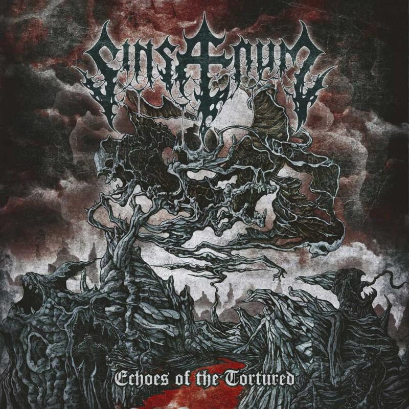 Sinsaenum ECHOES OF THE TORTURED