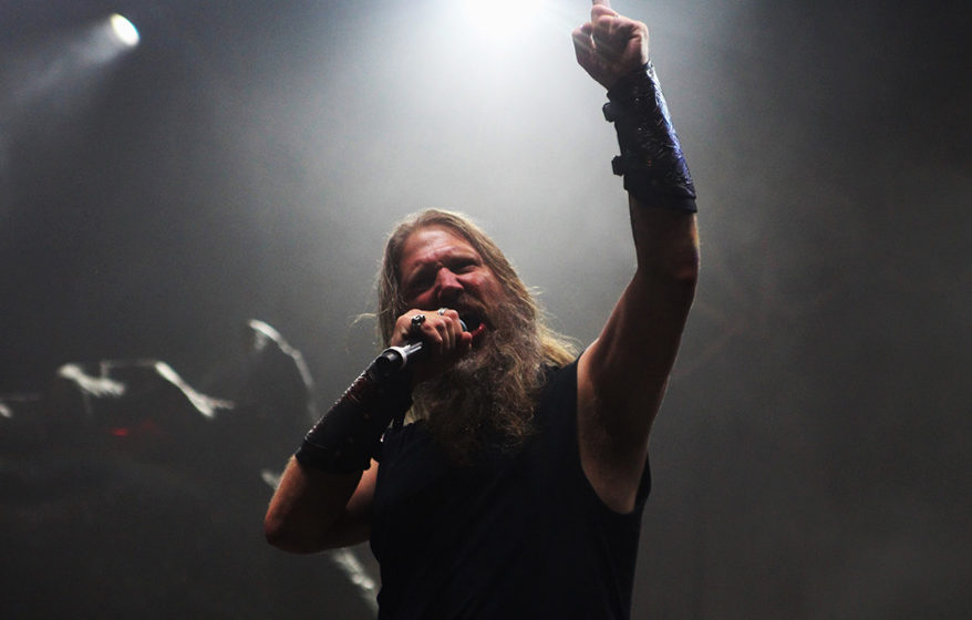 Amon Amarth @ Masters Of Rock 2016