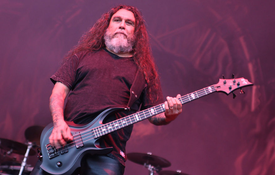 Slayer @ Masters Of Rock 2016