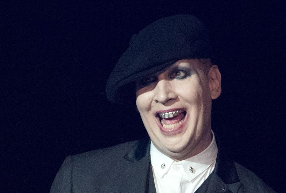 Was ist bloß mit Marilyn Manson los?