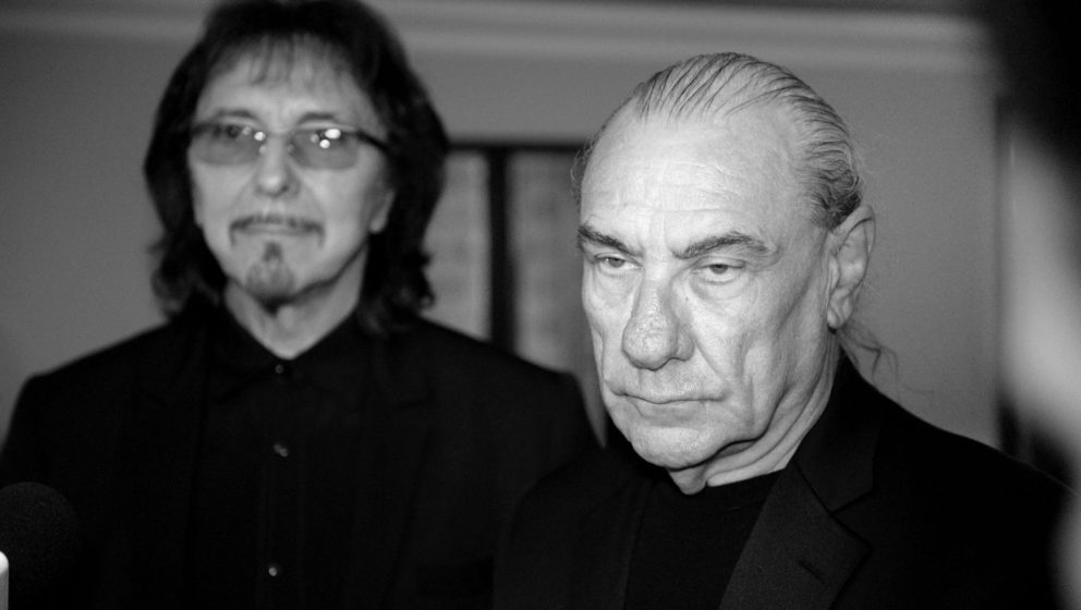 Bill Ward und Tony Iommi