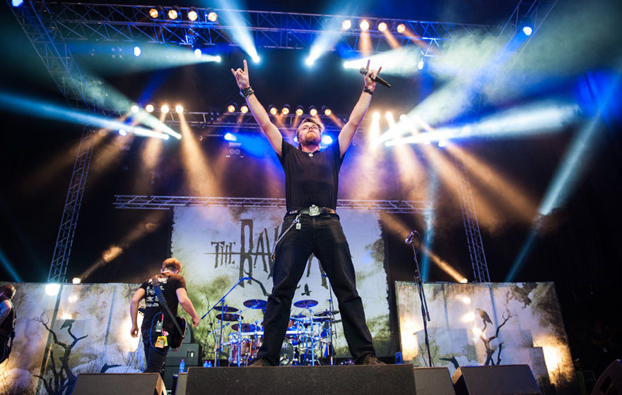 The Raven Age @ Wacken Open Air 2016