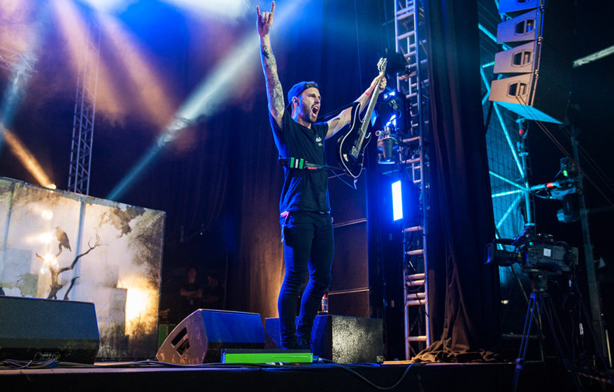 The Raven Age @Wacken Open Air 2016