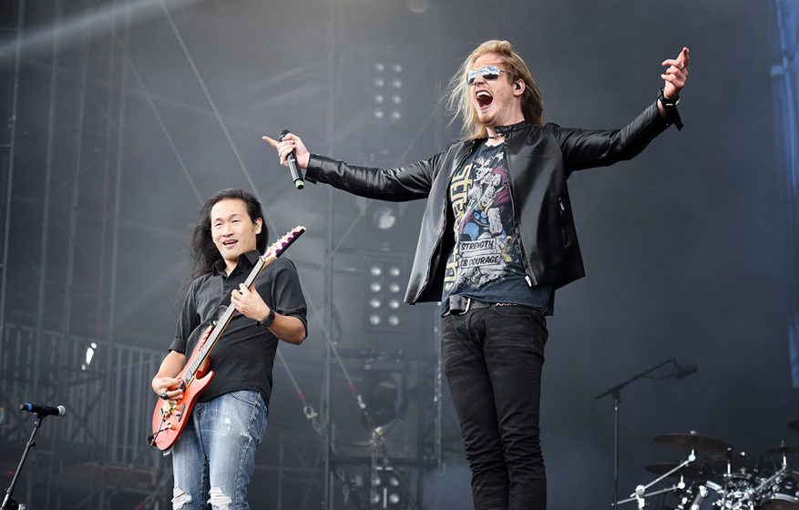 Dragonforce @ Wacken Open Air 2016