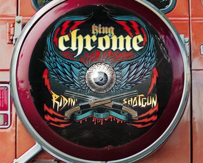 King Chrome RIDIN SHOTGUN