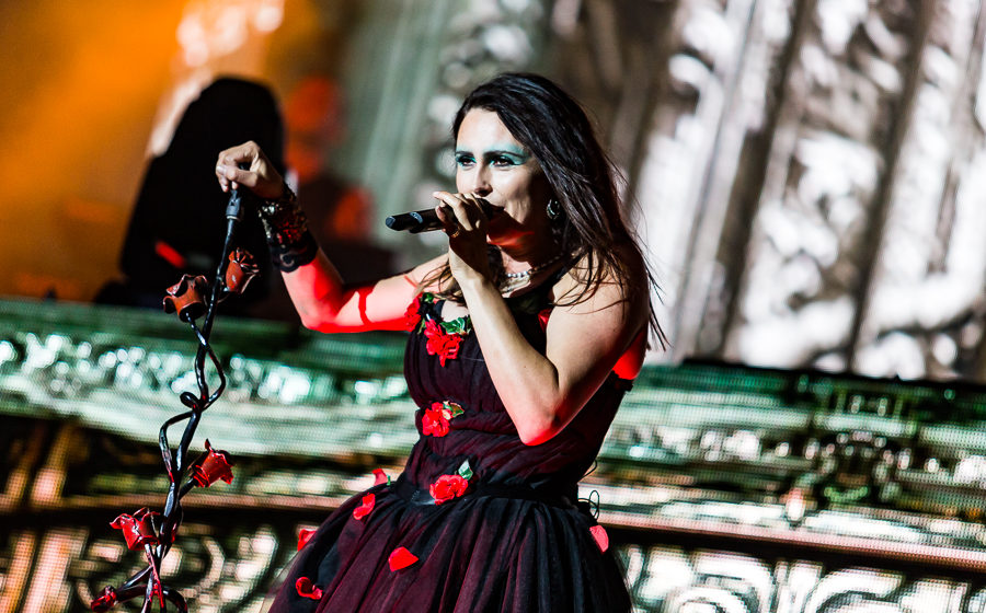 Within Temptation @ M'era Luna 2016