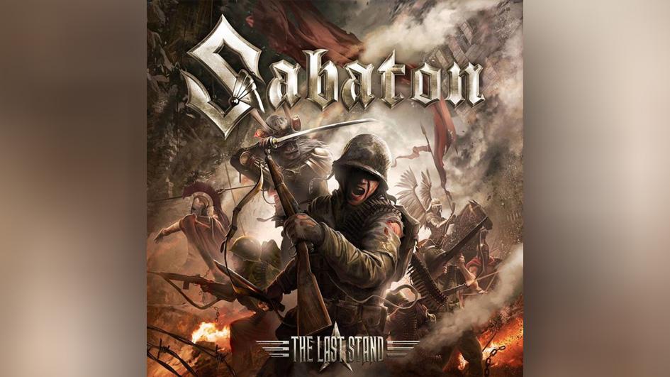 Sabaton THE LAST STAND