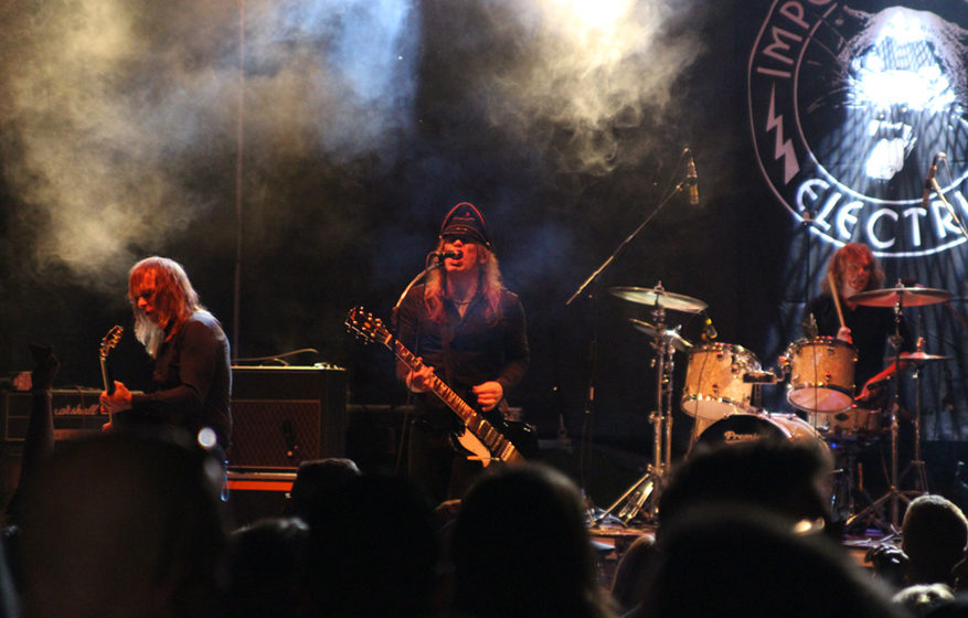 Imperial State Electric @ Rock im Wald 2016