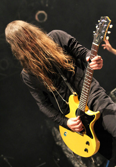 Uncle Acid And The Deadbeats @ Rock im Wald 2016