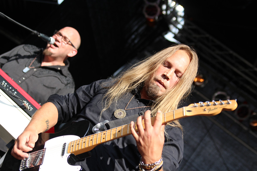 Year Of The Goat @ Rock im Wald 2016
