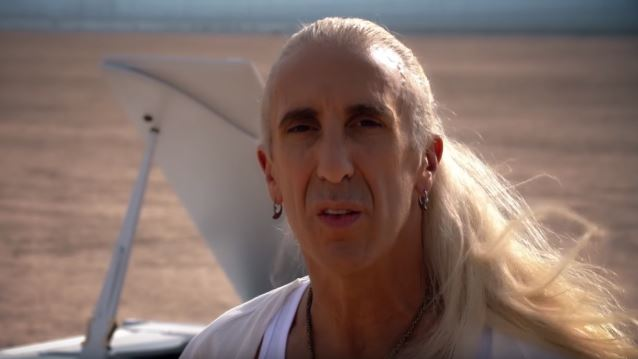 Dee Snider im emotionalen Video.