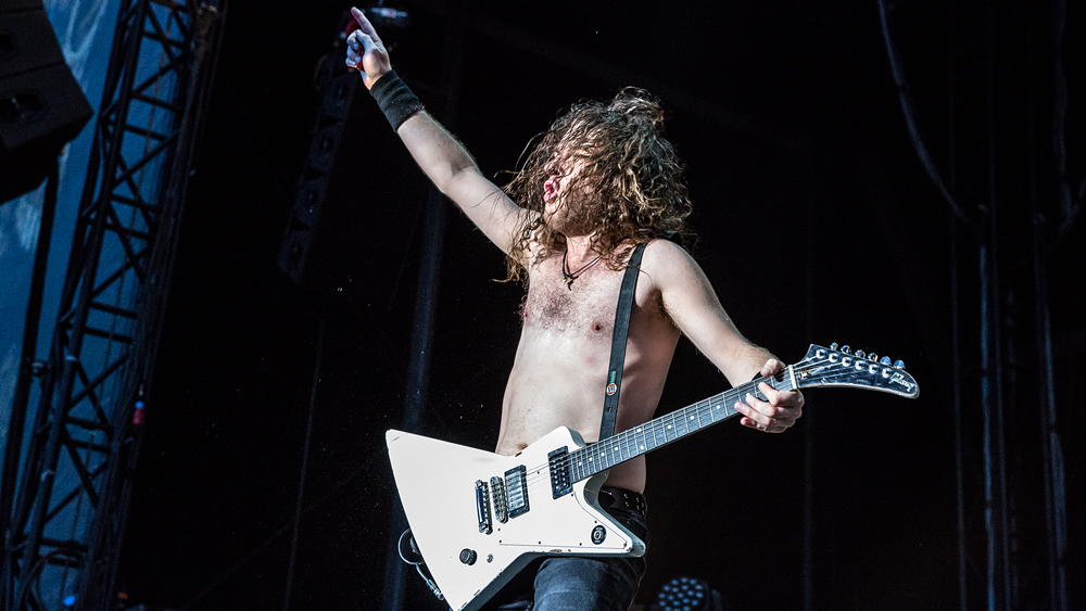 Airbourne @ Summer Breeze 2016