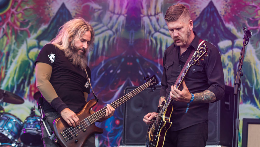 Mastodon am Summer Breeze 2016