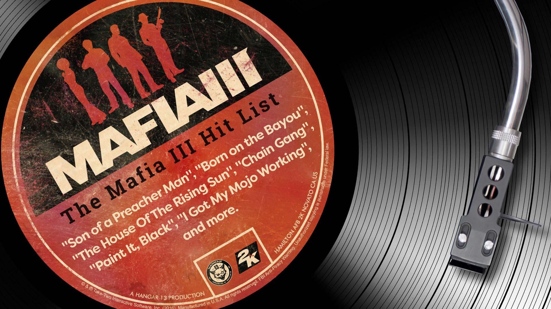 Mafia III wird einen imposanten Soundtrack bieten