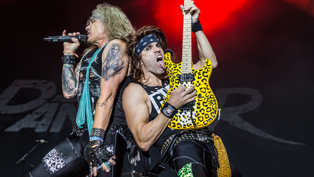 Steel Panther @ Summer Breeze 2016