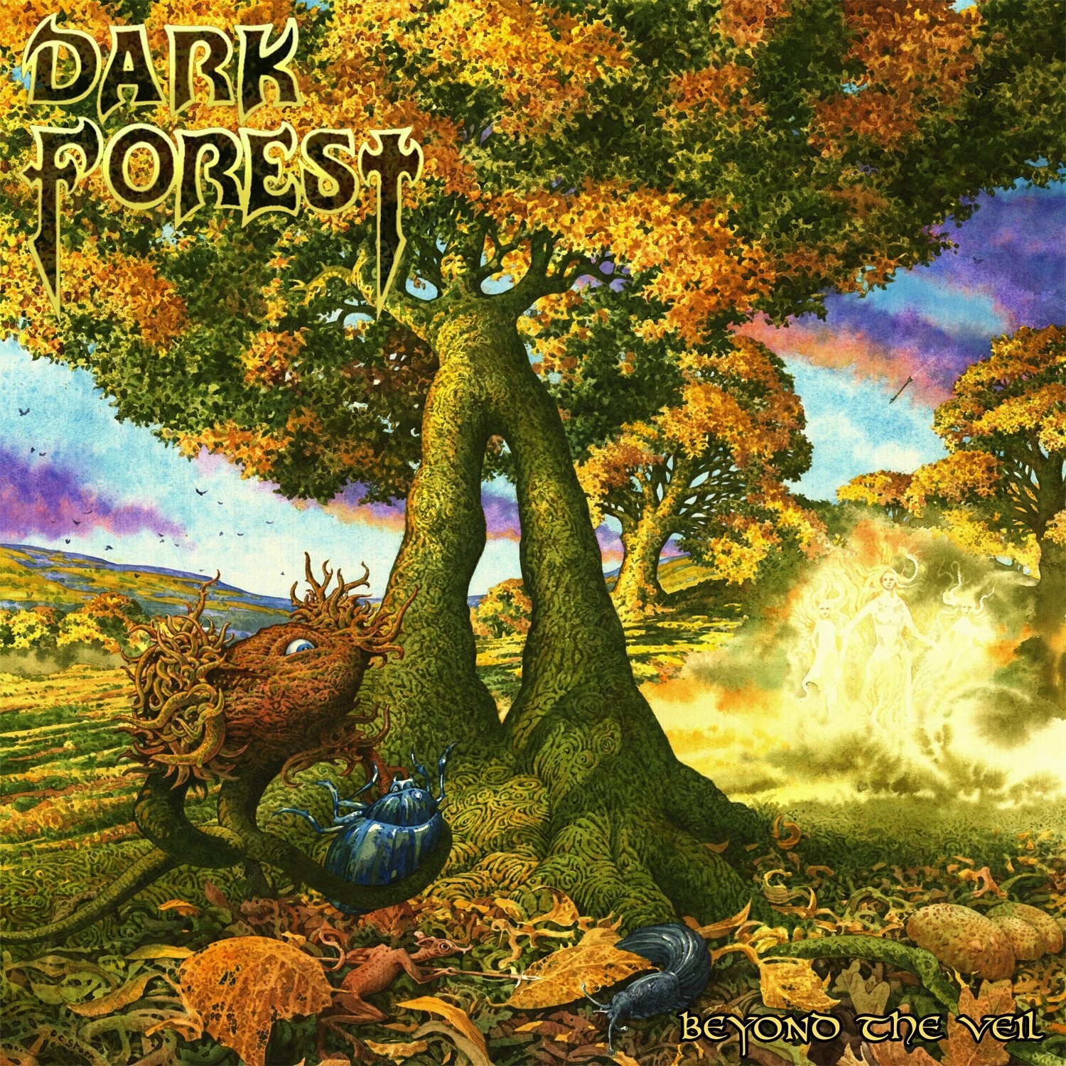 Dark Forest BEYOND THE VEIL