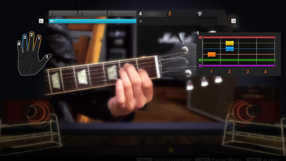 Rocksmith 2014 Edition – Remastered erscheint am 04. Oktober 2016