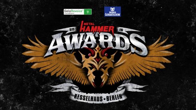 METAL HAMMER AWARDS 2016