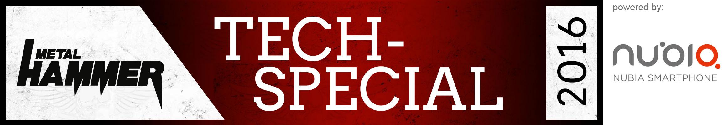 METAL HAMMER Tech-Special 2016