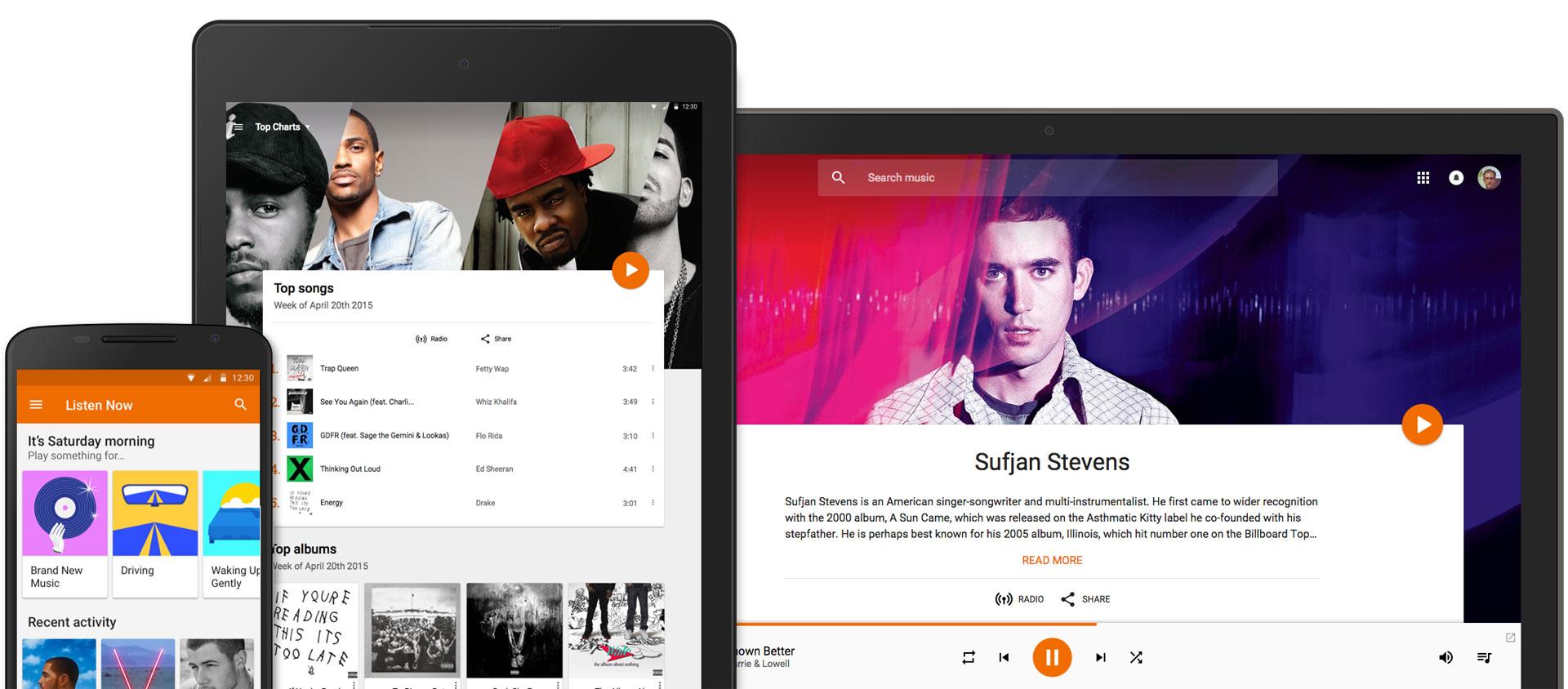 bester musik streaming dienst