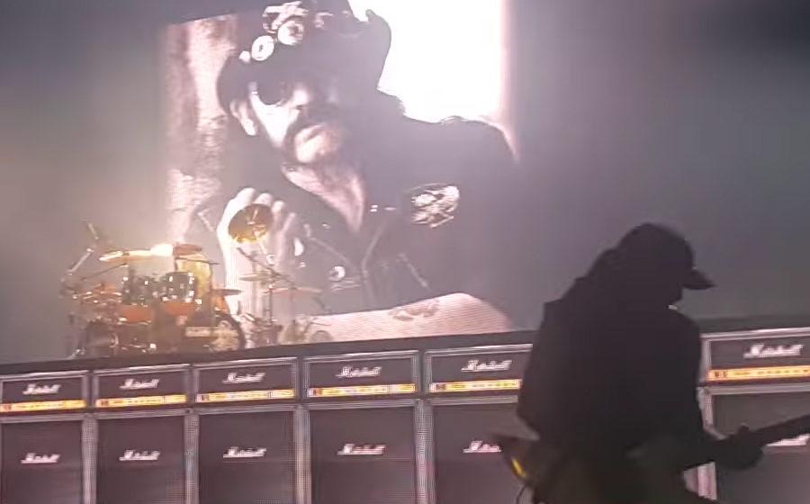 São Paulo: Scorpions und Mikkey Dee ehren Lemmy mit Motörhead-Cover