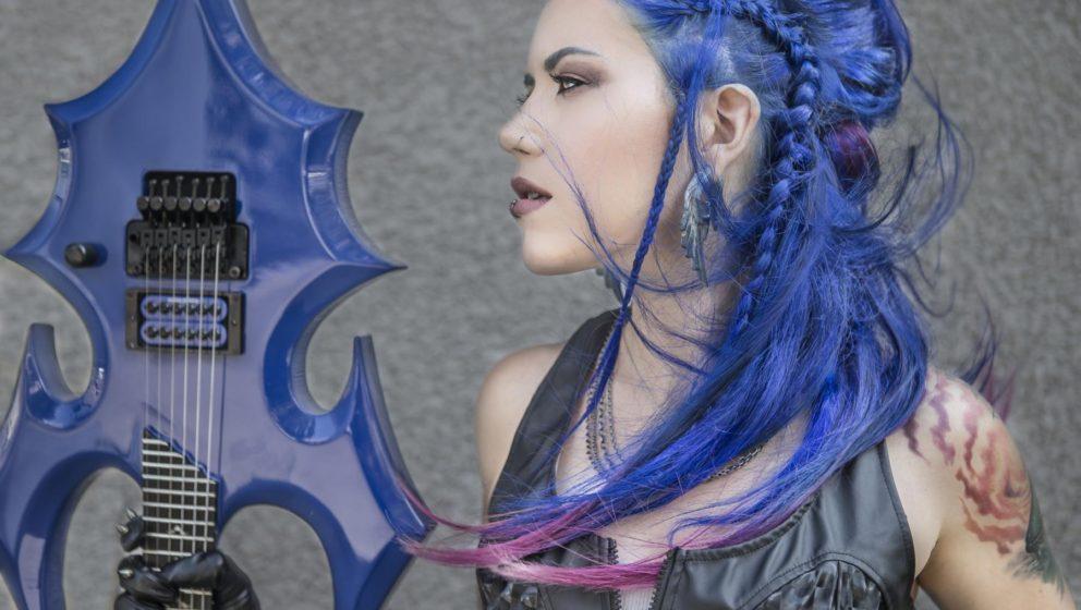 'Alissa' ist das neue Projekt von Arch Enemy-Frontfrau White-Gluz.