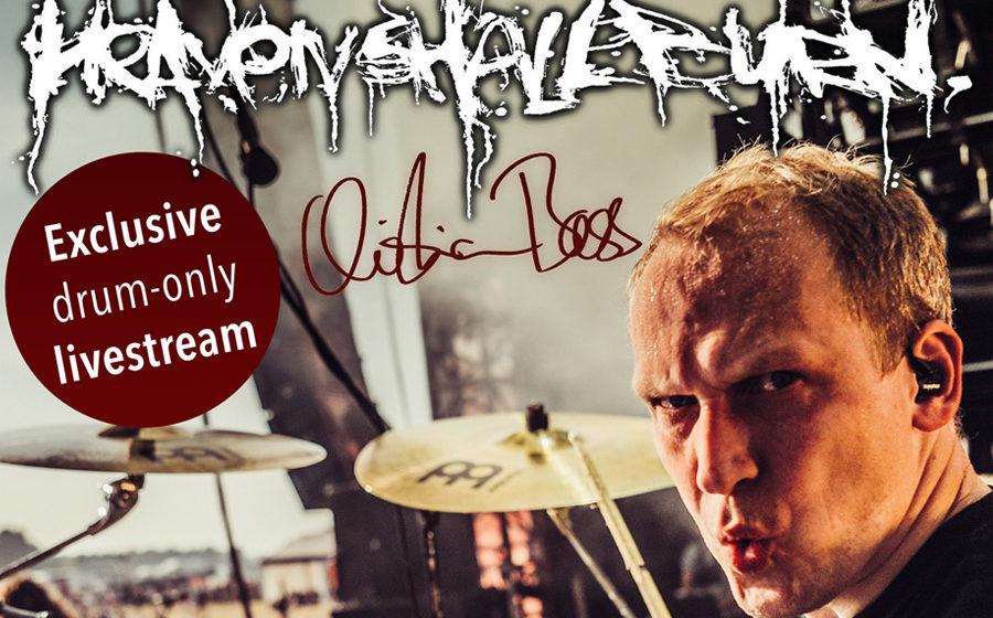 Heaven Shall Burn: Exklusiver Drum-Only-Livestream von den METAL HAMMER AWARDS