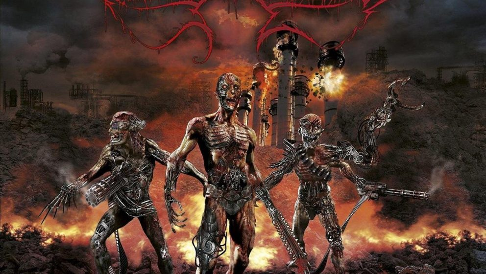 Blood Red Throne UNION OF FLESH AND MEN