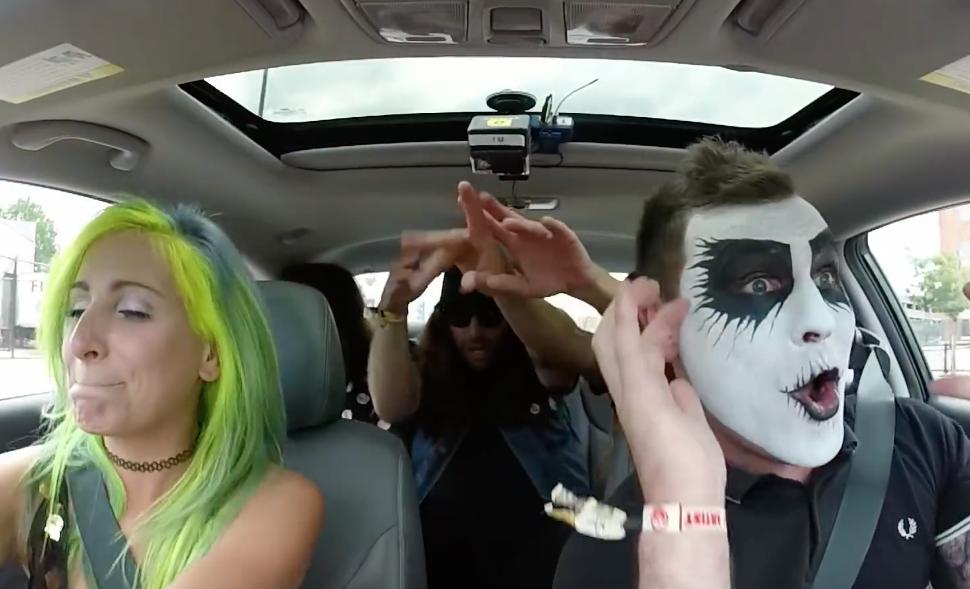Misfits Carpool Karaoke