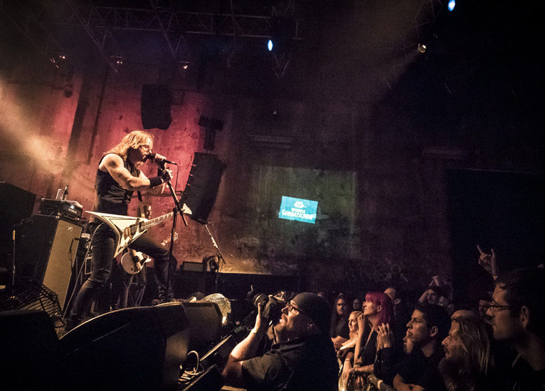 Bombus @ Metal Hammer Awards 2016