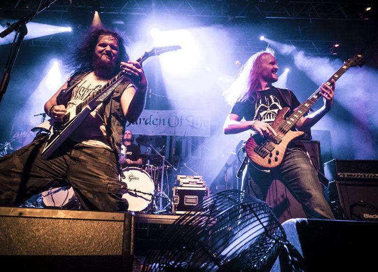 Burden Of Life @ Metal Hammer Awards 2016