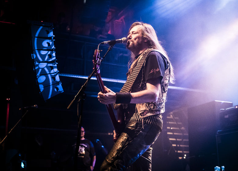Sodom @ Metal Hammer Awards 2016