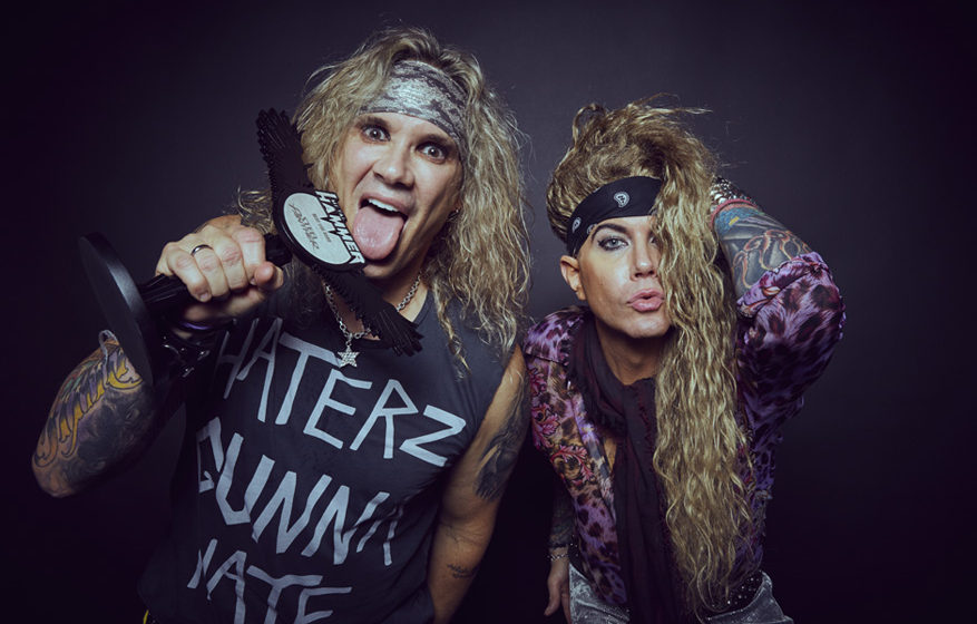 Steel Panther (Best Live)