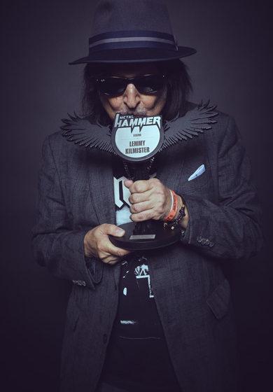 Phil Campbell für Lemmy Kilmister (Legend)