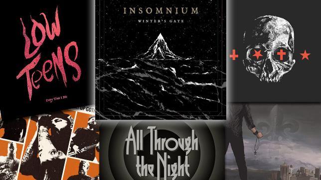 Die Alben der Woche vom 23.09.2016