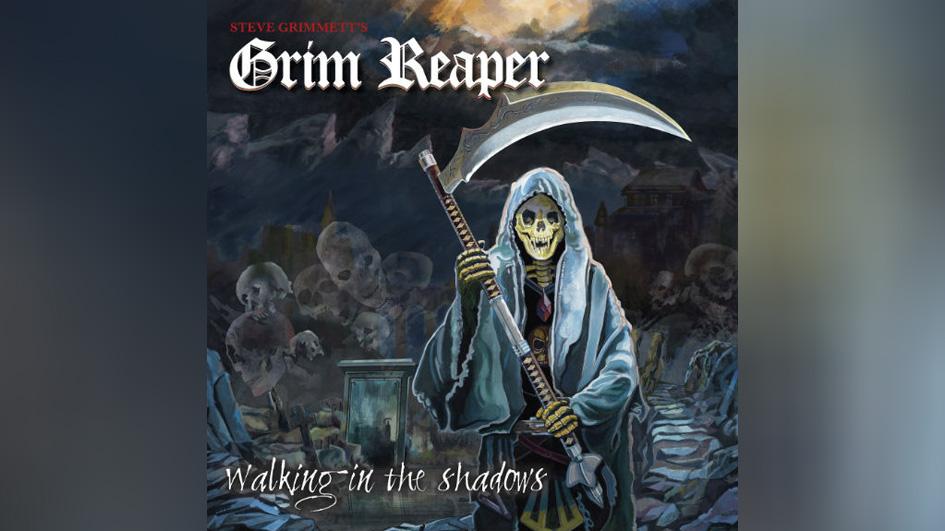 Grim Reaper WALKING IN THE SHADOWS